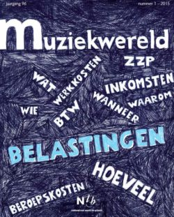 MW1 2015 Belastingspecial cover