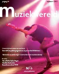 Muziekwereld 4, 2014, Cover boekingspecial