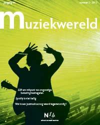 cover muziekwereld nr 3 2013