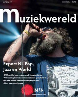 Cover Muziekwereld 2 2016
