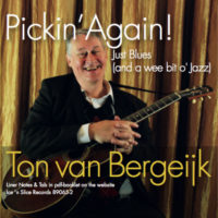 CDcover Pickin Again-Ton van Bergeijk