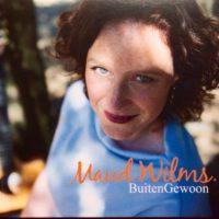 recensie Maud Wilms BuitenGewoon albumhoes