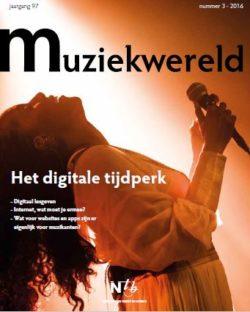 Muziekwereld 3 - 2016-cover