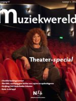 Muziekwereld 4, 2016 Cover