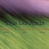 Trio Les Amis - album cover debuutalbum