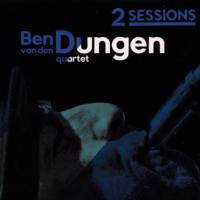 Ben van den Dungen Kwartet Cover