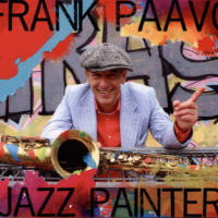 Frank Paavo - Jazz Painter Cover