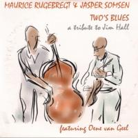 Maurice Rugebregt & Jasper Somsen - Two's Blues Cover