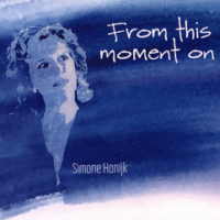 Simone Honijk - From this moment on Cover