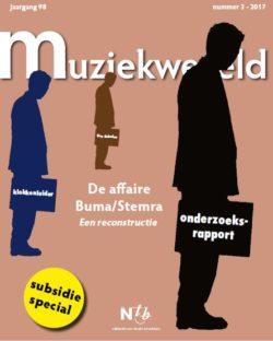 Muziekwereld 3, 2017 cover