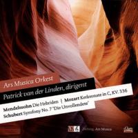 Coverart Ars Musica Orkest Mendelssohn - Mozart - Schubert