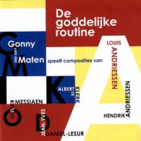 Gonny van der Maten